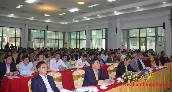 Đảng uỷ Than Quảng Ninh triển khai thực hiện Nghị quyết Hội nghị Trung ương 6 (Khóa XII)