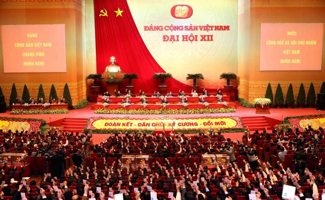 Triển khai Nghị quyết ĐH Đảng các cấp 6 tháng đầu năm với nhiều giải pháp thiết thực