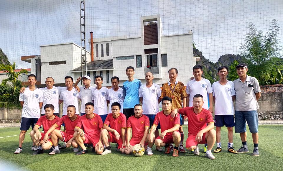 Giải bóng đá nội bộ Phân xưởng VT Ô TÔ