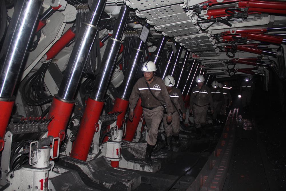 Dự kiến cuối tháng 8/2020, TKV sẽ đưa lò chợ I-11-5 cơ giới hóa hạng nhẹ công suất 300.000 tấn than/năm (Công ty Than Hạ Long) vào hoạt động.