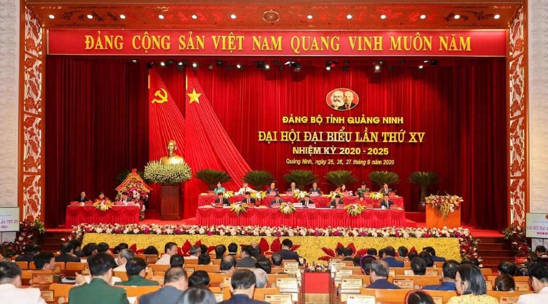 Đồng chí Vũ Anh Tuấn - Bí thư Đảng uỷ Than Quảng Ninh được tín nhiệm tái cử Uỷ viên Ban Thường vụ Đảng bộ Tỉnh Quảng Ninh khoá XV, nhiệm kỳ 2020 - 2025