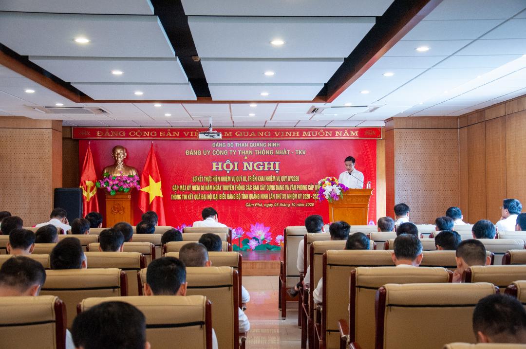 Hội nghị Ban chấp hành Đảng uỷ Công ty mở rộng