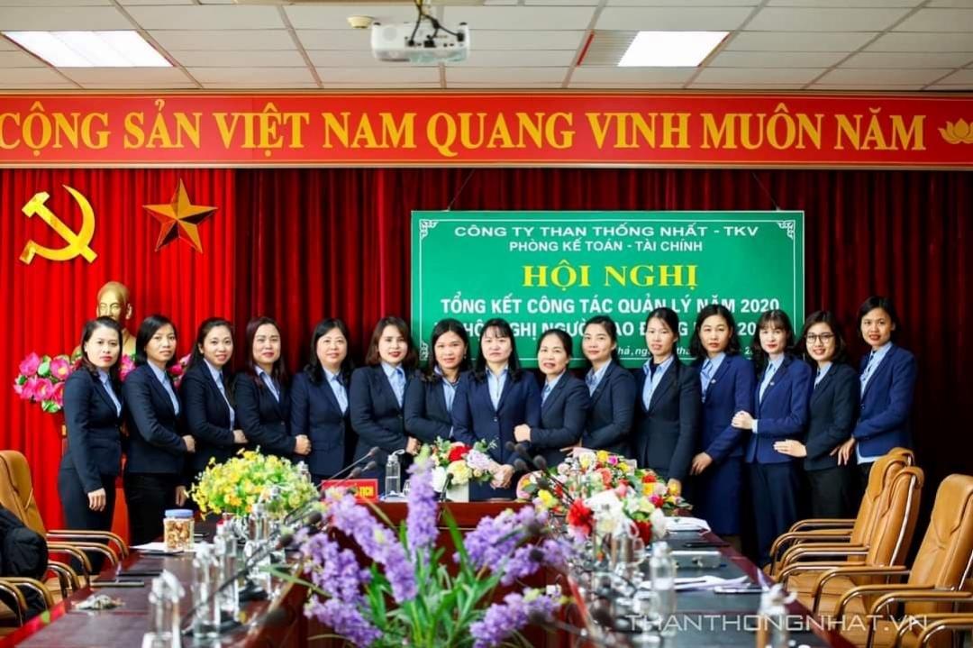 Hội nghị Người lao động Phòng Kế toán Tài chính năm 2021