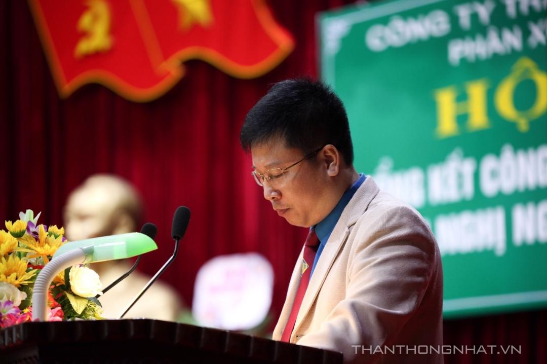 Phân xưởng Khai thác 11 tổ chức Hội nghị Người lao động năm 2021 và Hội nghị Tổng kết công tác sản xuất kinh doanh năm 2020