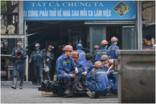 Công tác An toàn – vệ sinh lao động năm 2020 trong Công ty Than Thống Nhất - TKV