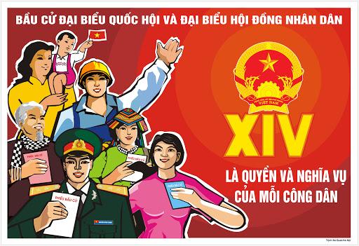 Đẩy mạnh tuyên truyền bầu cử đại biểu Quốc hội và bầu cử đại biểu Hội đồng nhân dân các cấp