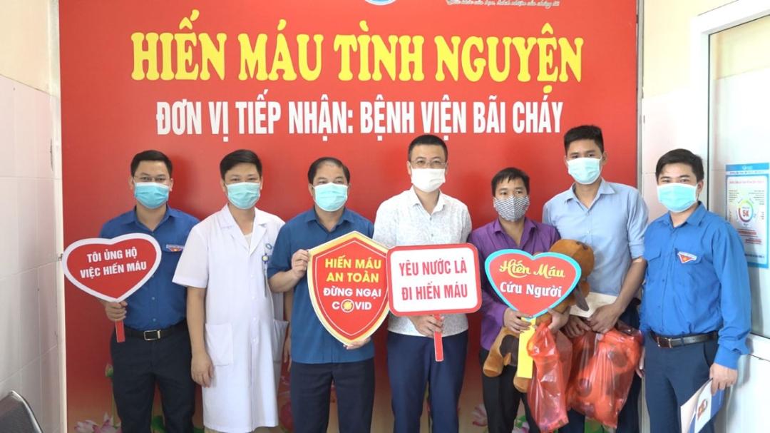 Tuổi trẻ TKV hiến máu tình nguyện vì cuộc sống cộng đồng
